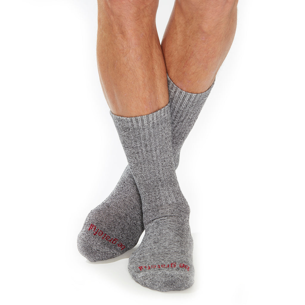 Be Grateful Grip Socks
