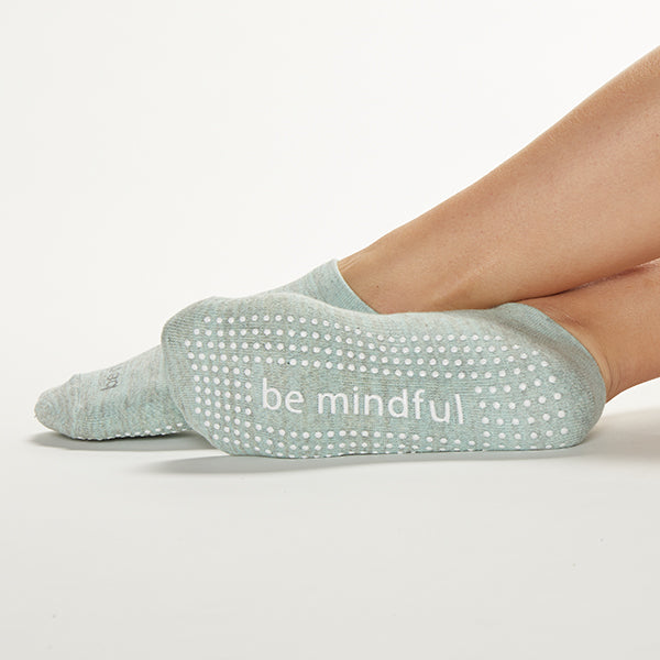 Be Mindful Grip Sock