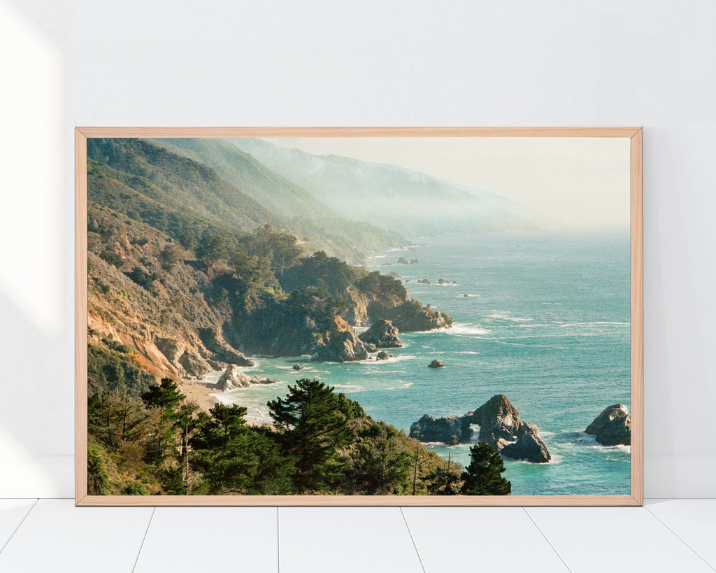 LINDSEY FOARD // Big Sur Series on Film, Part I