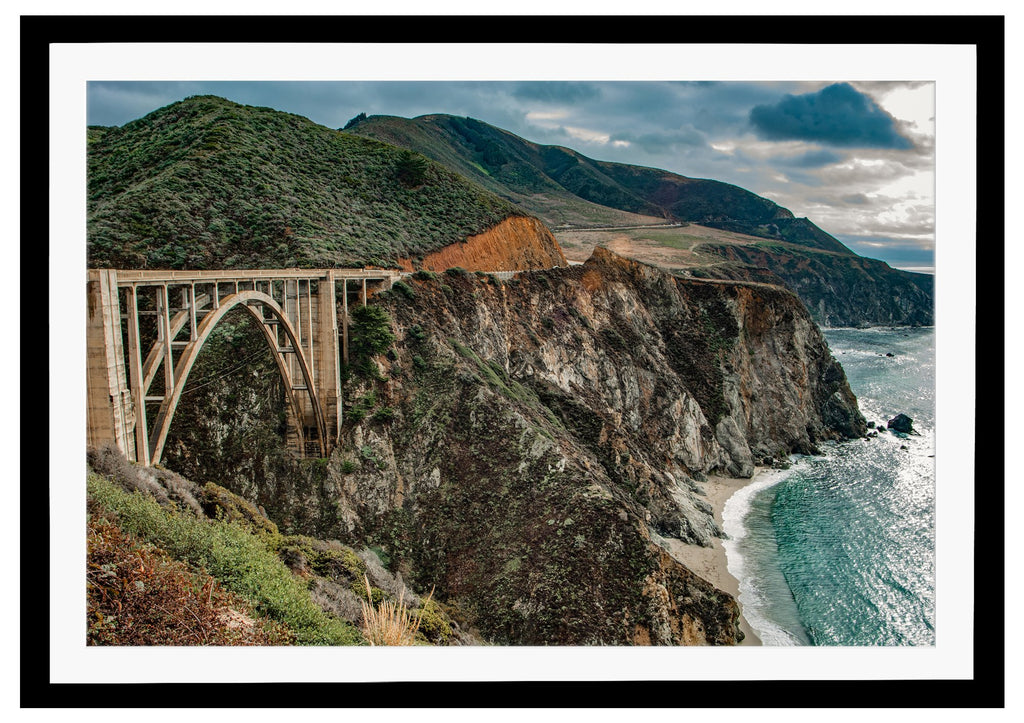 LINDSEY FOARD // Bixby Bridge Photo