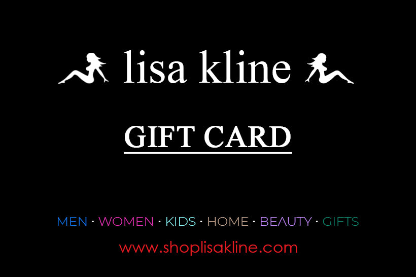 Shop Lisa Kline Gift Card
