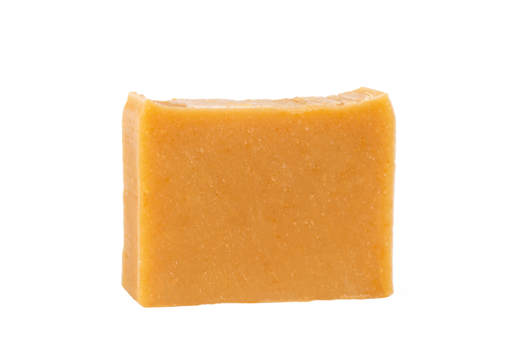 Green Tea Clove Organic Casablanca Soap , Exfoliating Handcrafted Moroccan Bar.