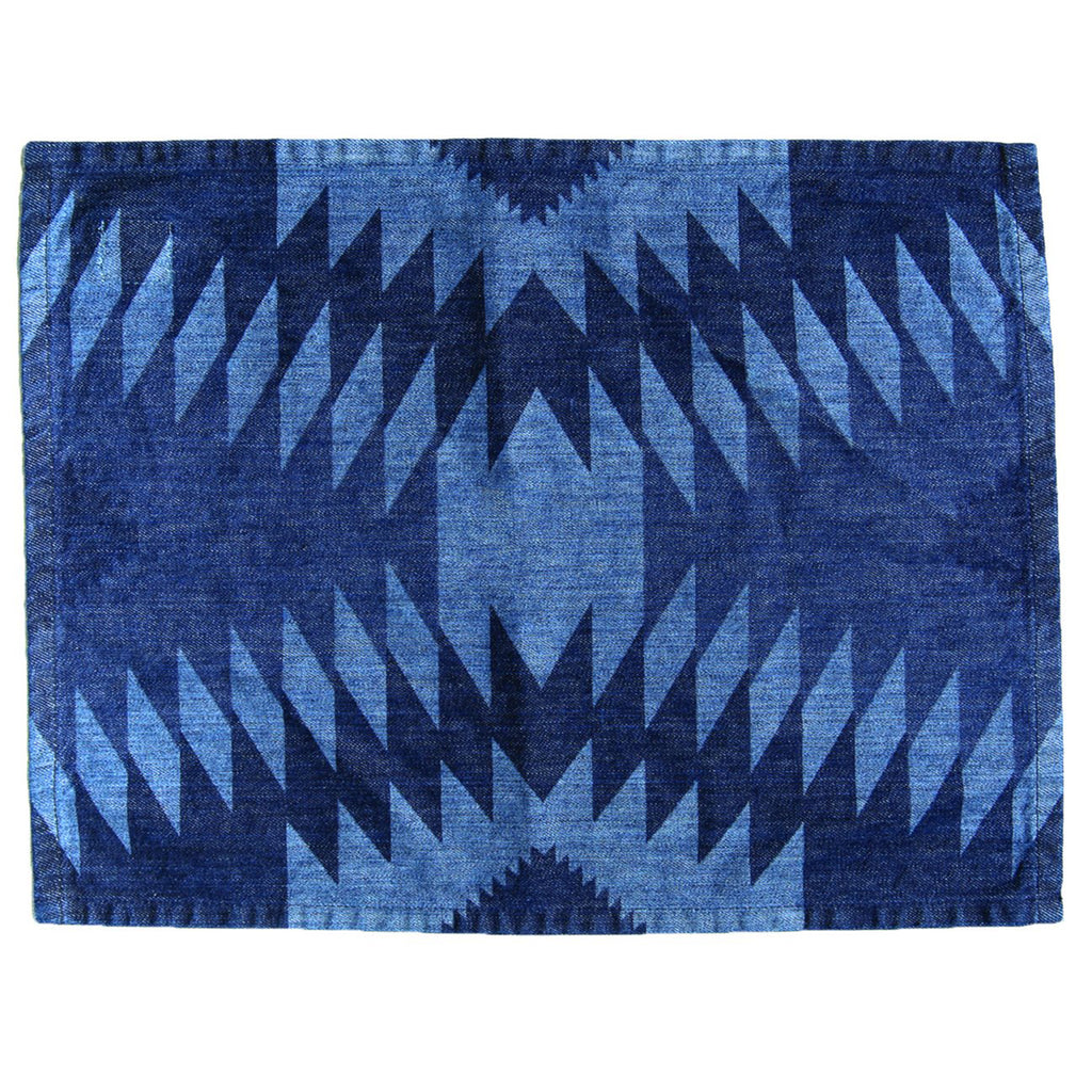 Horizon Indigo Denim Placemat