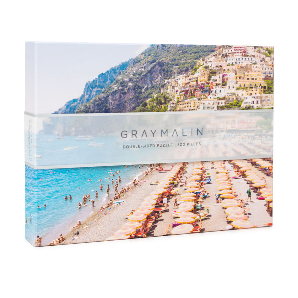 Gray Malin Italy Double-Sided Puzzle