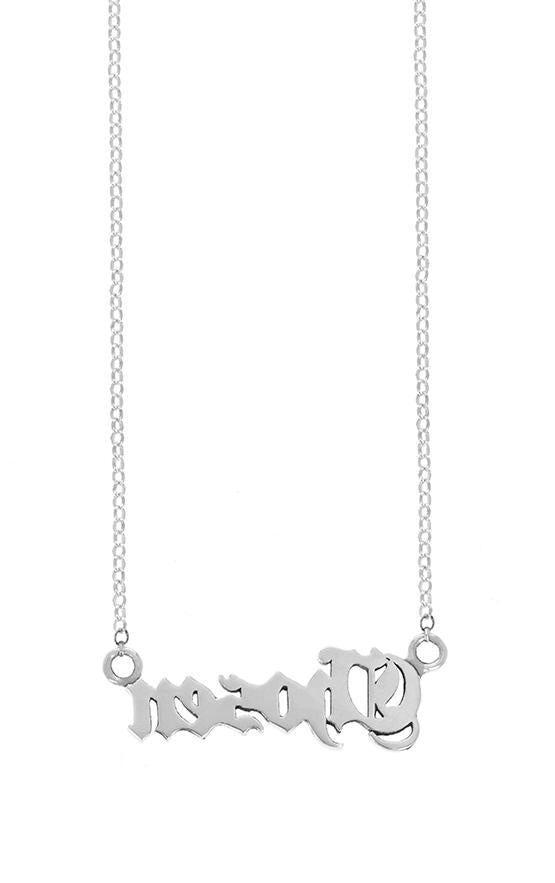 king baby women's chosen pendant