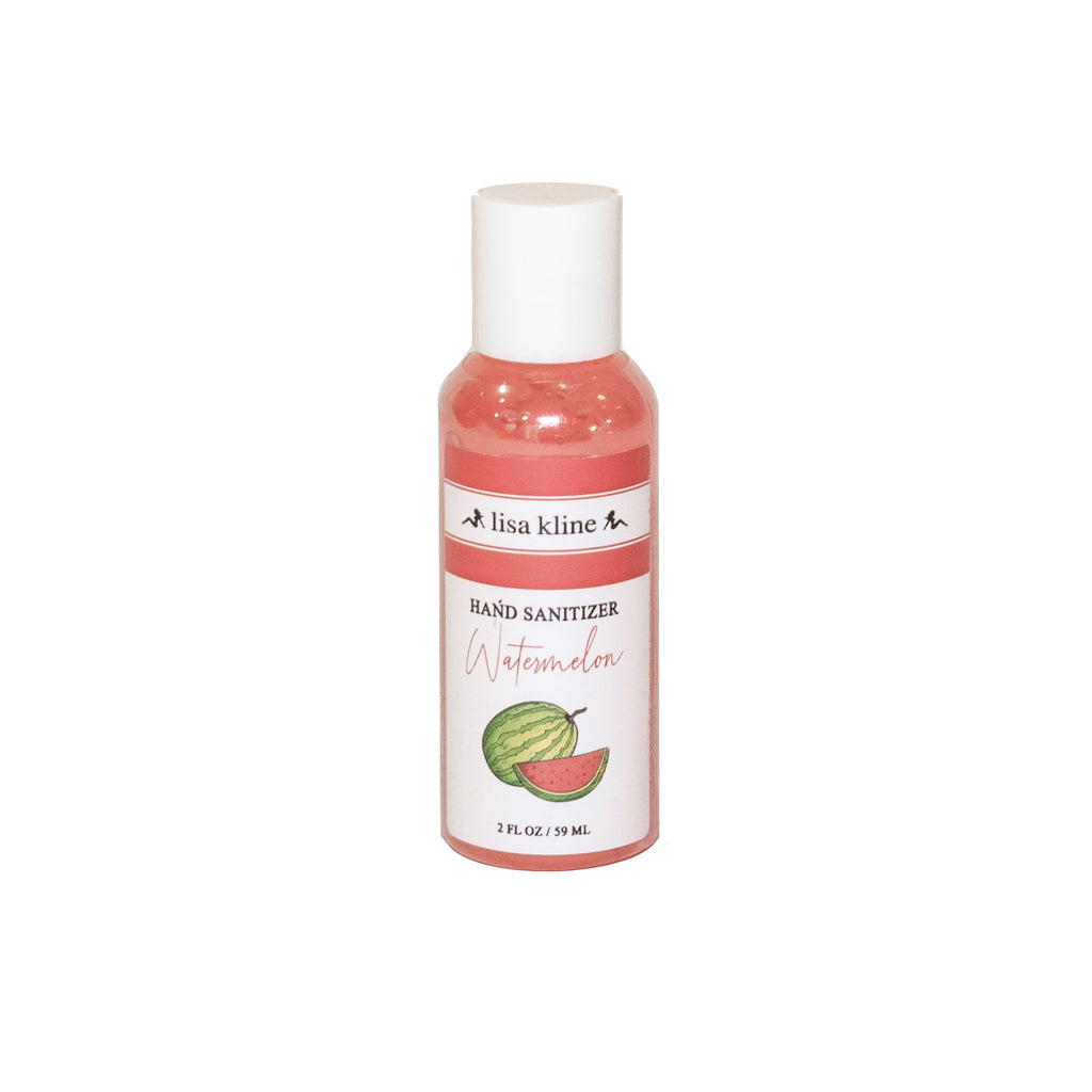 Watermelon Hand Sanitizer 2oz