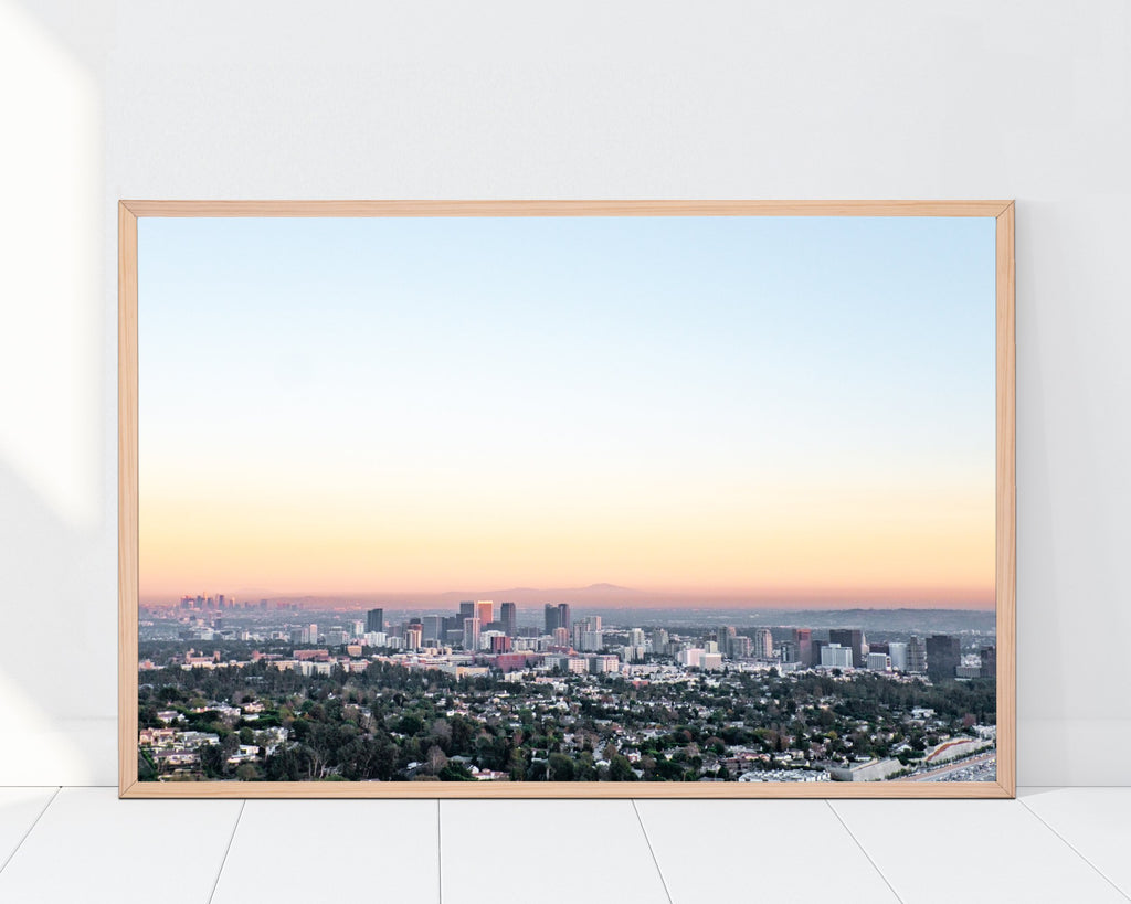 LINDSEY FOARD // Los Angeles Sunset Photo