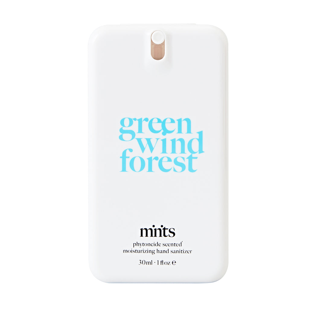 Green Wind Forest Hand Sanitizer