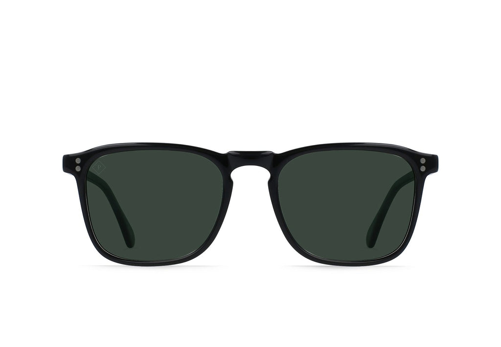 Crystal Black / Green Polarized