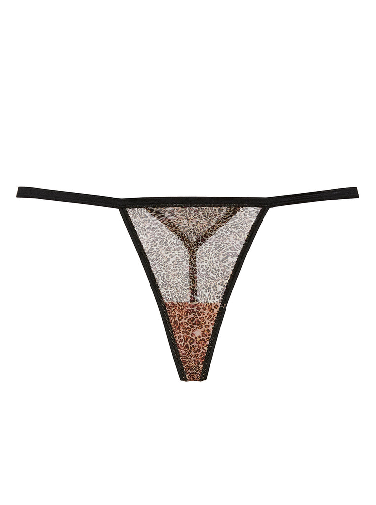 Soire Confidence Printed G-String