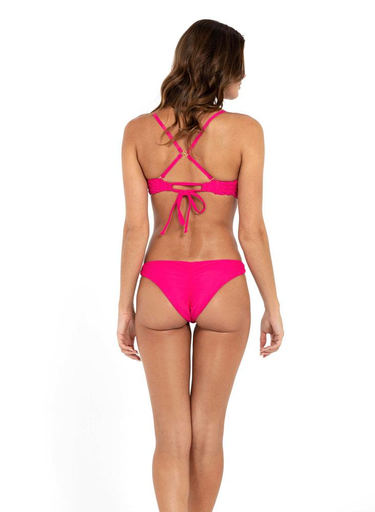 Daring Bottom- Fuchsia