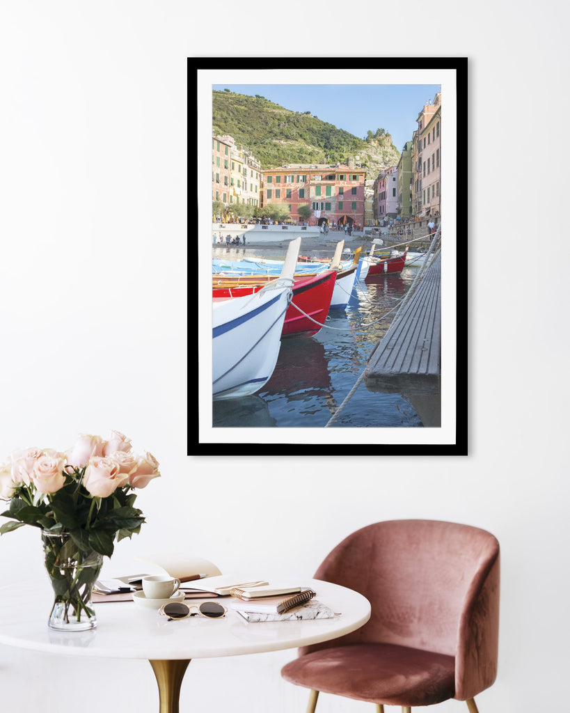 LINDSEY FOARD // Taxi di Vernazza Photo, Part II // Travel Photography