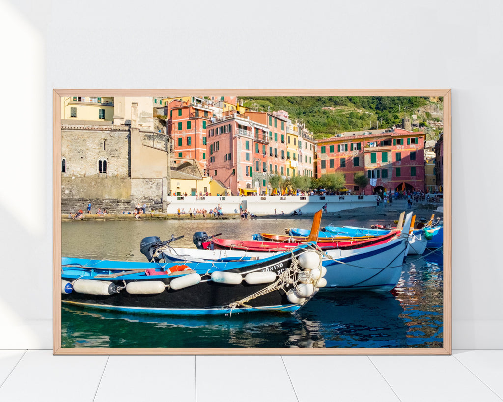 LINDSEY FOARD // Taxi di Vernazza Photo, Part I // Travel Photography