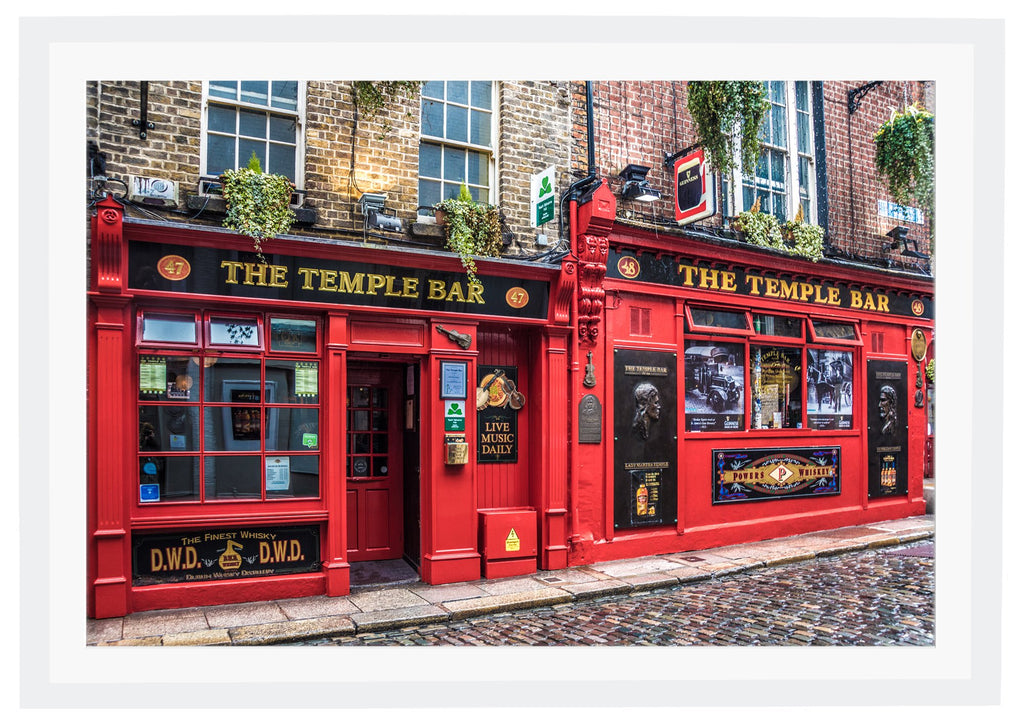 LINDSEY FOARD //Temple Bar Photo // Travel Photography