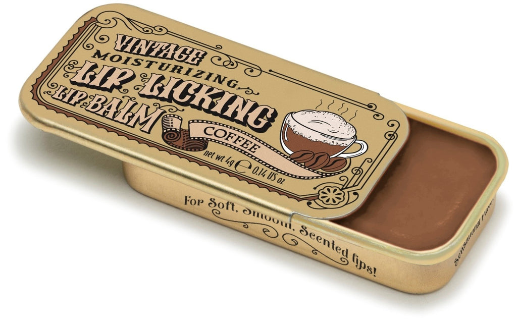 Coffee Lip Licking Flavored Lip Balm