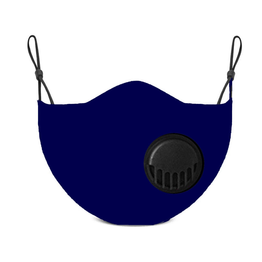 Adult Navy Face Mask