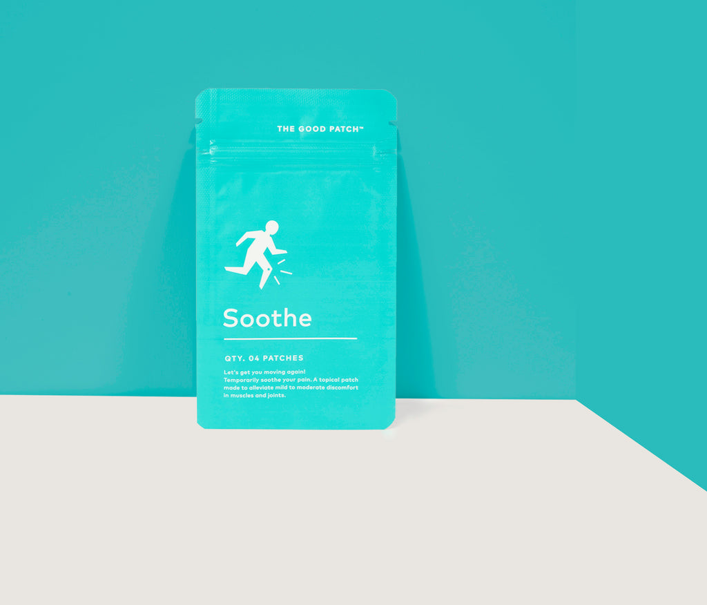 Plant Based Soothe Patch