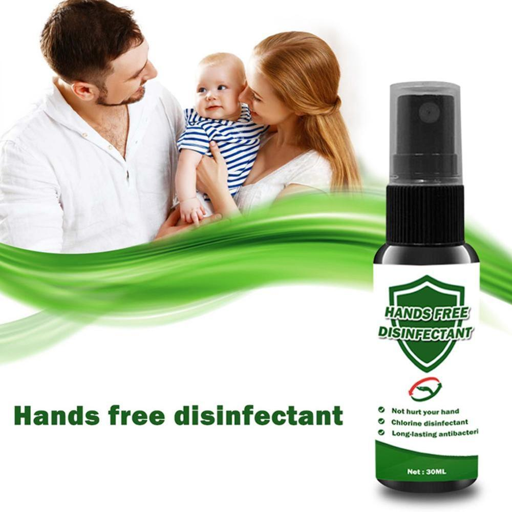 Household Disposable Hands-Free Water Disinfection Hand Sanitizer Portable Spray Sterilization House Disinfection Medical
