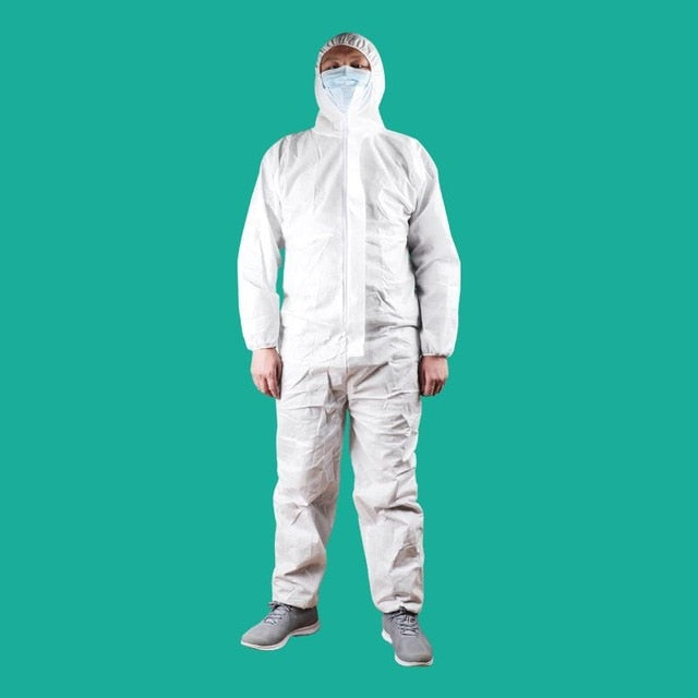 Disposable MedicalCleaning Laboratory Isolation L-3XL Gown Protective Isolation Antibacterial Surgical Gown Protective Clothing