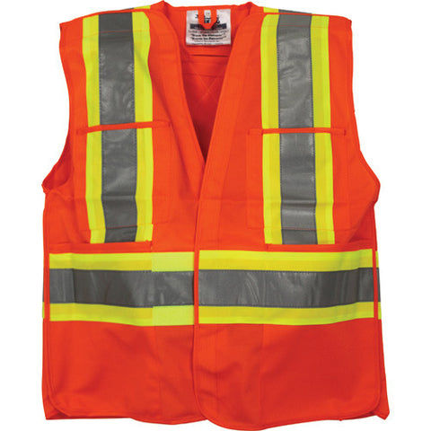 Viking Solid Traffic Safety Vest