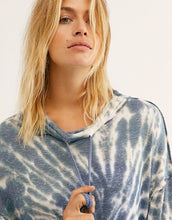 Load image into Gallery viewer, Free People Best Catch Tie Dye Tee