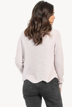 Load image into Gallery viewer, Lilla P SCALLOPED PULLOVER