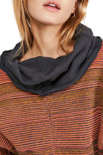Load image into Gallery viewer, Free People CATCH A SMILE PULLOVER SWEATER