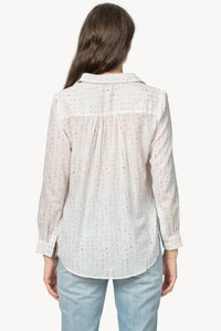 Lilla P Long Sleeve Button Down
