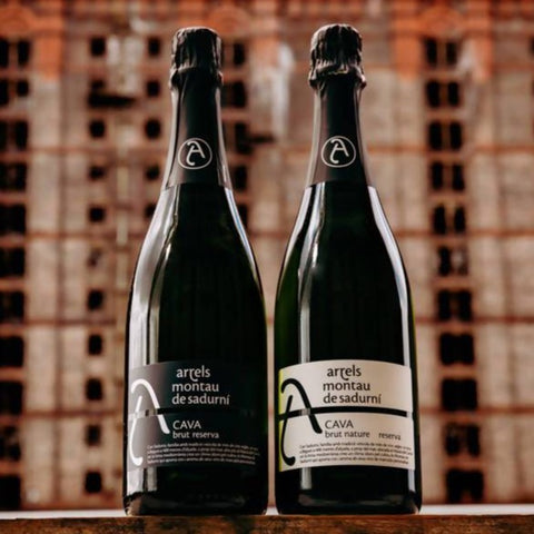 Two quality Cava's from one of Spain's oldest estates