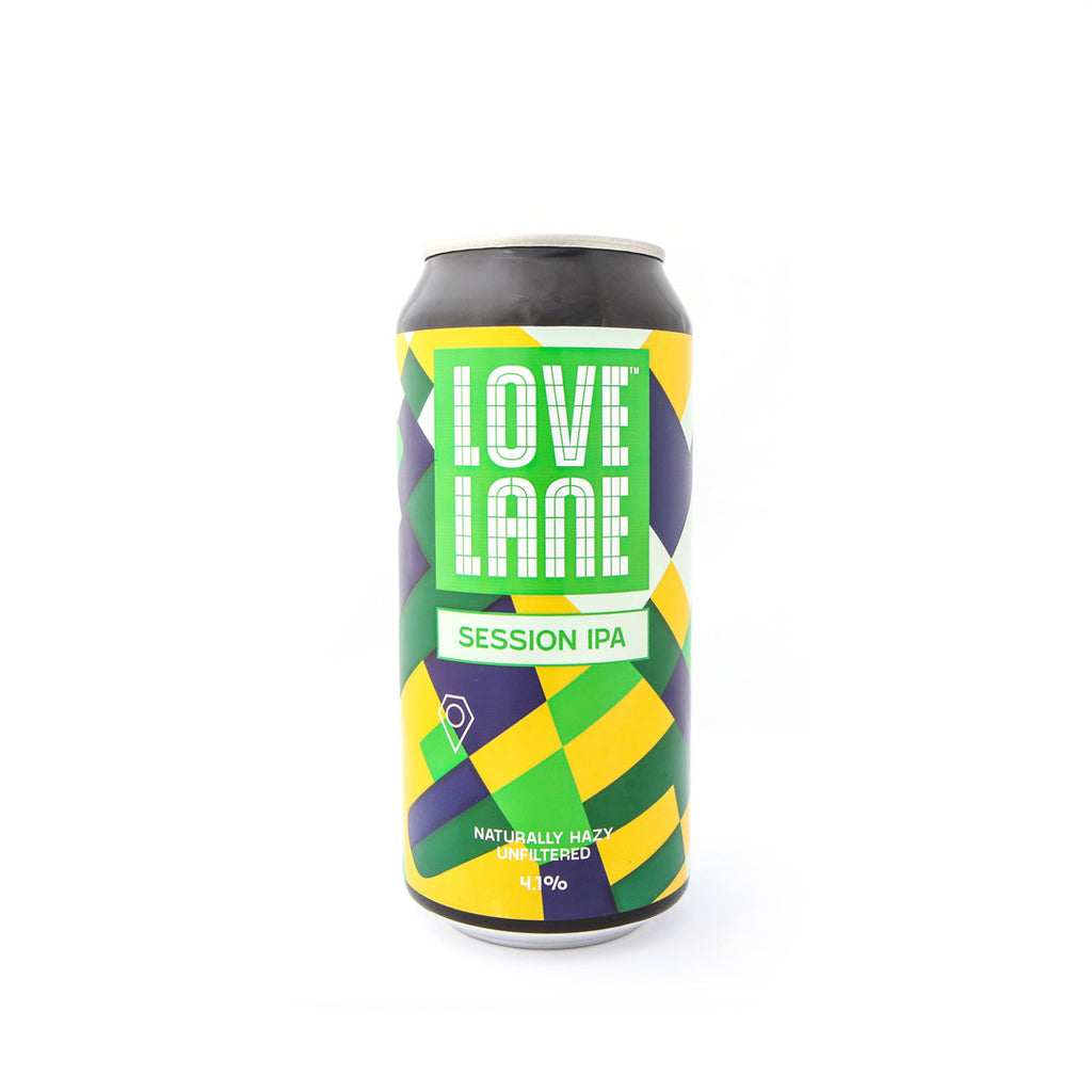 Love Lane Session IPA - 12 cans (440ml)
