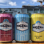 """Gin in a tin"" original long drink voucher"