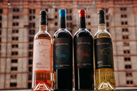 The complete Valbusenda collection from Toro x4
