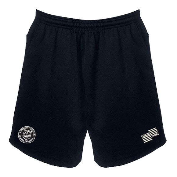 Official Sports USSF Economy Soccer Referee Shorts