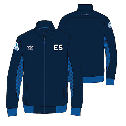 Umbro El Salvador Jacket El Salvador Men's Jacket