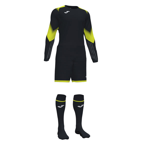 Joma Zamora V Goalkeeper Set Adult Black