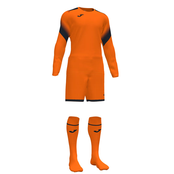 Joma Zamora V Goalkeeper Set Jersey Shorts Socks Orange