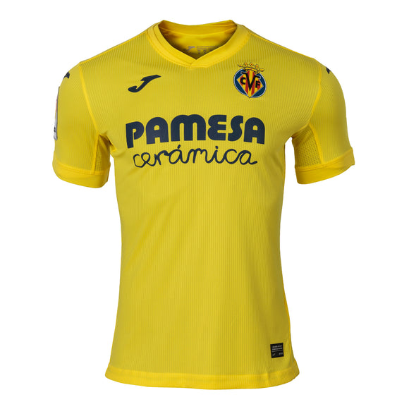 Joma Villareal Men's Home Jersey 2020-2021