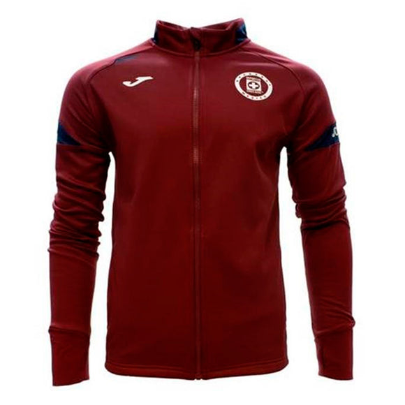 Joma Cruz Azul Training Jacket Burgundy