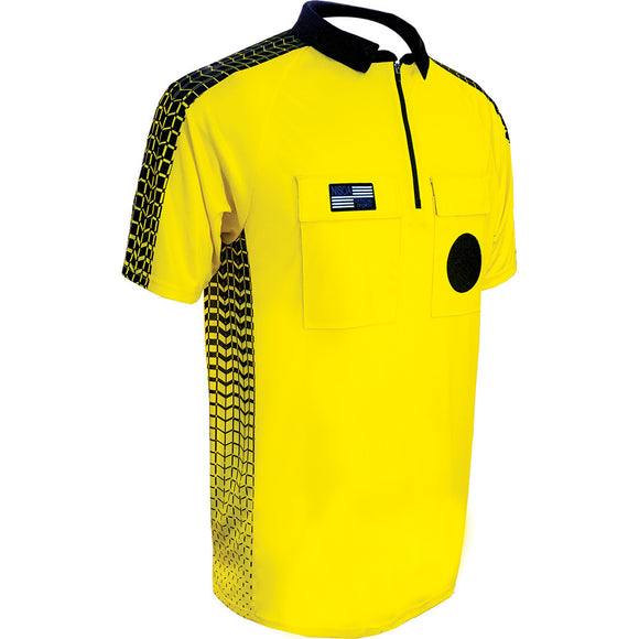 Official Sports NISOA Yellow SS Shirt