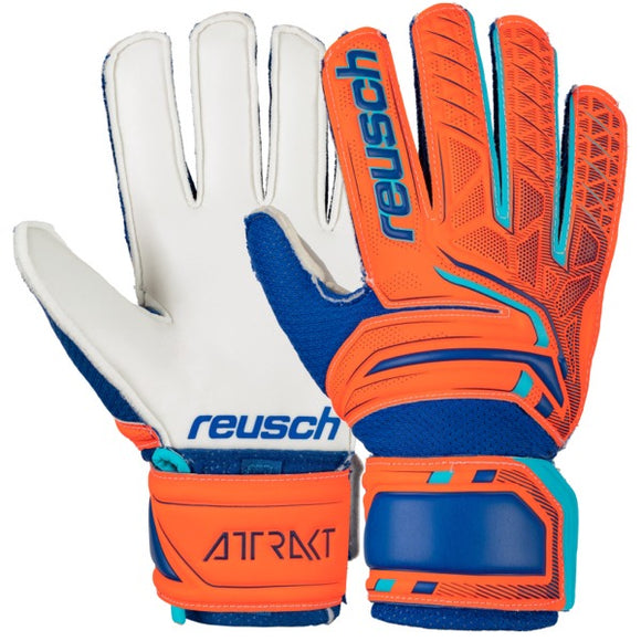 Reusch Attrackt SD Open Cuff Junior GK Gloves