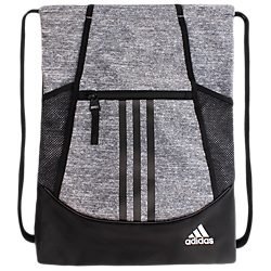 adidas Alliance II Sackpack Jersey Onix Grey/Black/White