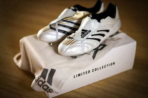 adidas Predator Absolute 20 FG Eternal Class Limited Edition White/Black/Gold
