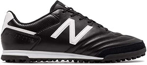New Balance 442 Academy TF Black White Leather