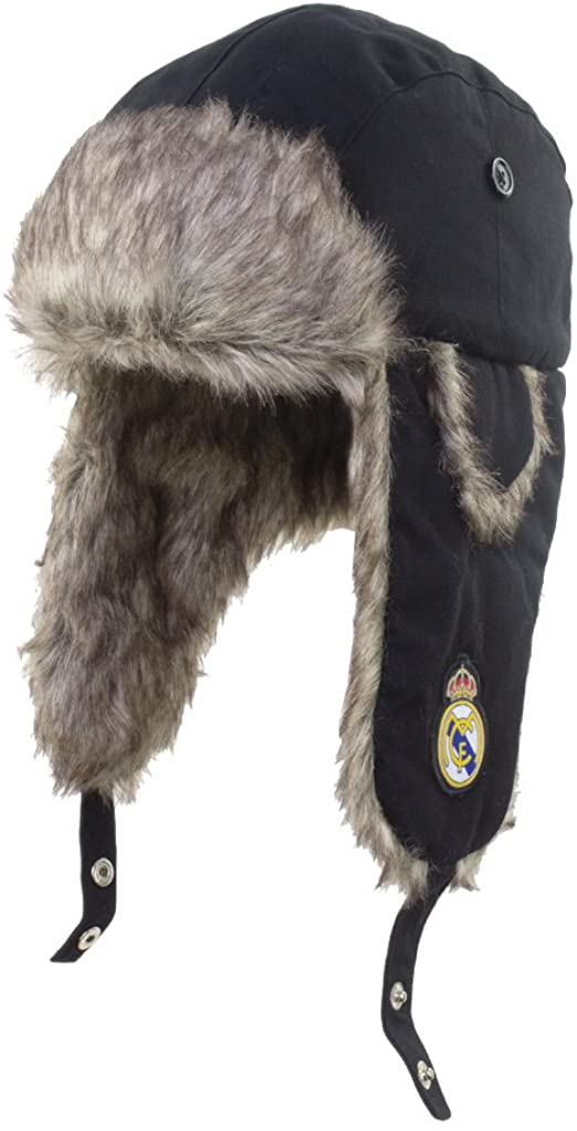 Real Madrid Trapper Hat