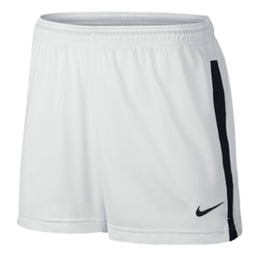 Nike Youth Academy Knit Soccer Shorts White/Black