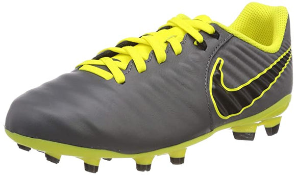 Nike Jr. Legend 7 Academy FG Grey Yellow
