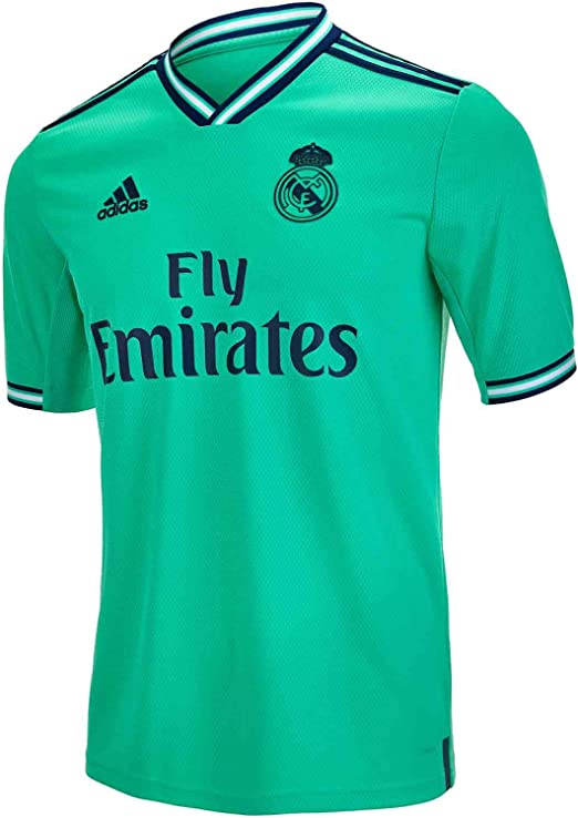 adidas Real Madrid Mens 3rd Jersey 2019-2020