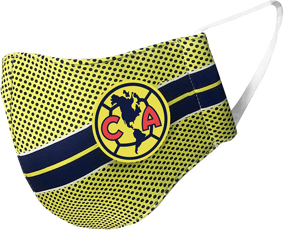 Club America Face Mask Reusable