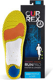 currex RUNPRO Performance Insoles HIGH PROFILE BLUE