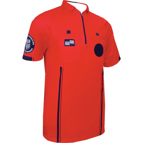 Official Sports USSF Pro Jersey Short Sleeve Red